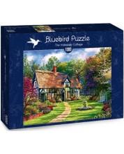 Puzzle Bluebird de 1000 piese - The Hideaway Cottage