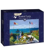 Puzzle Bluebird de 1000 piese - Garden at Sainte-Adresse, 1867
