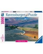 Puzzle Ravensburger de 1000 piese - Siena Toscana