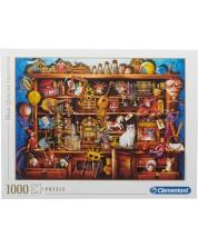 Puzzle Clementoni de 1000 piese - Ye Old Shoppe