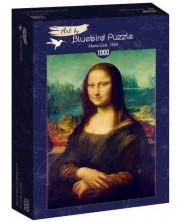 Puzzle Bluebird de 1000 piese -Mona Lisa, 1503