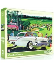 Puzzle New York Puzzle de 1000 piese - On the Green