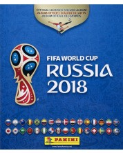 Panini FIFA World Cup Russia 2018 - Album pentru stickere -1