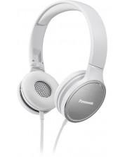 Casti cu microfon Panasonic RP-HF300ME-Q - albe
