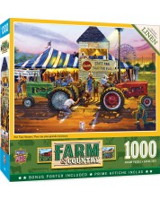 Puzzle Master Pieces de 1000 piese - For Top Honors