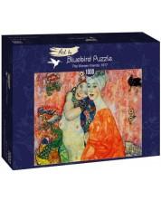 Puzzle Bluebird de 1000 piese - The Women Friends, 1917