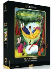 Puzzle New York Puzzle de 1000 piese - Relax with Guinness