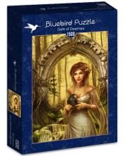 Puzzle Bluebird de 1500 piese - Gate of Destinies