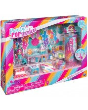 Set Spin Master Party Popteenies - Cu 3 papusi si accesorii -1