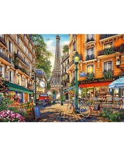 Puzzle Trefl de 2000 piese - Afternoon in Paris