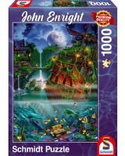 Puzzle Schmidt de 1000 piese - Sunken Treasure