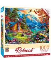 Puzzle Master Pieces de 1000 piese - Soaring Sunset