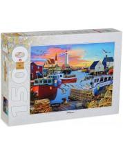 Puzzle Step Puzzle de 1500 piese - Paggi's Cove