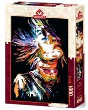 Puzzle Art Puzzle 1000 piese - Portret colorat