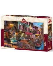 Puzzle Art Puzzle, 1500 piese - Cladiri frumoase