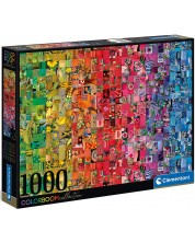 Puzzle Clementoni de 1000 piese - Collage
