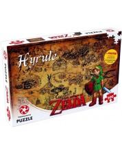 Puzzle Winning Moves de 500 de piese - Legenda lui Zelda