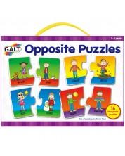 Puzzle de sortare Galt - Alfabetul englez -1