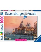 Puzzle Ravensburger de 1000 piese - Mediterranean Italy