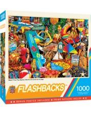 Puzzle Master Pieces de 1000 piese - Beach Time Flea Market