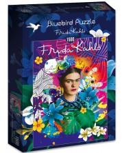 Puzzle Bluebird de 1500 piese - Frida Kahlo