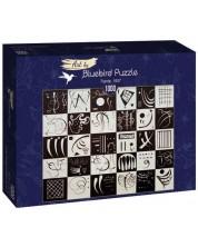 Puzzle Bluebird de 1000 piese -Trente, 1937