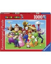 Puzzle Ravensburger de 1000 piese - Super Mario