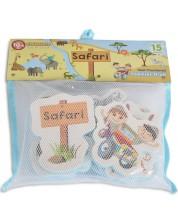 Puzzle de baie Sun Ta - Safari -1