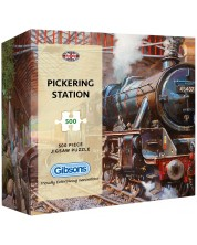 Puzzle Gibsons de 500 piese - Pickering Station