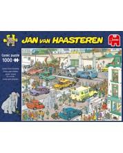 Puzzle Jumbo de 1000 piese- Jumbo Goes Shopping