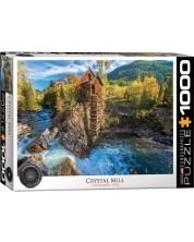 Puzzle Eurographics de 1000 piese - Crystal Mill, Colorado, SUA -1