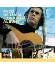 Paco De Lucia - 5 Original Albums (5 CD)