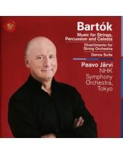 Paavo Järvi & NHK Symphony Orchestra - Bartók: Music for Strings (CD)
