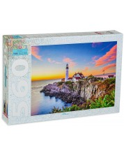 Puzzle Step Puzzle de 560 piese - State of Main