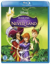 Peter Pan: Return to Never Land (Blu-Ray)