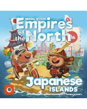 Extensie pentru joc de societate Imperial Settlers: Empires of the North – Japanese Islands
