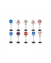 Set de joaca Pilsan - Indicatoare rutiere 03415 14935 -1