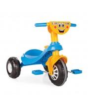 Tricicleta cu pedale pentru copii Pilsan - Smart, albastru -1