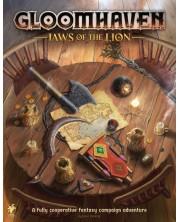 Joc de societate Gloomhaven: Jaws of the Lion - de cooperare