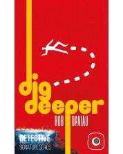 Extensie pentru joc de societate Detective - Dig Deeper