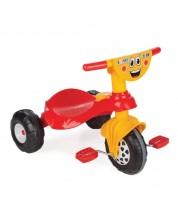 Tricicleta cu pedale pentru copii Pilsan - Smart, negru -1