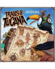 Joc de societate Trails of Tucana - de familie