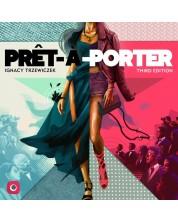 Joc de societate Pret-a-Porter - strategie