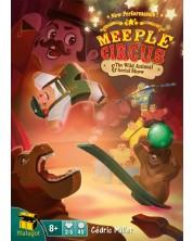 Extensie pentru jocul de societate Meeple Circus - The Wild Animal & Aerial Show