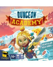 Joc de societate Dungeon Academy - de familie