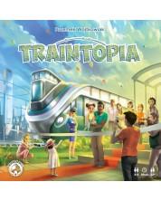 Joc de societate Traintopia - familie