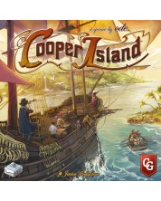 Joc de societate  Cooper Island - strategie