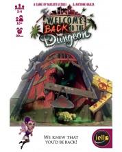 Joc de societate Welcome Back to the Dungeon - de familie