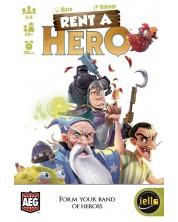 Joc de societate Rent a Hero - de familie
