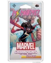 Extensie pentru jocul de societate Marvel Champions - Ms. Marvel Hero Pack